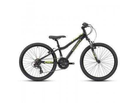 """Vélo enfant Ridgeback MX24 24"""" Noir - 2021"""