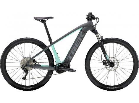 VTT électrique Trek Powerfly 4 500 Wh Noir noir/Vert - 2021
