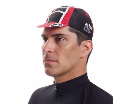 Casquette vélo Assos MiIlecap EVO8 National Rouge