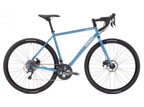 Vélo Gravel Genesis Croix de Fer 20 - 2017