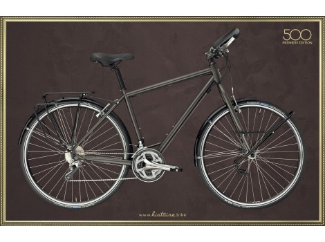 Vélo Randonnée Histoire Grande Randonneuse Classique 700 - 2016