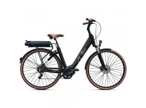 Vélo Ville Electrique O2Feel Swan Deore - 2017