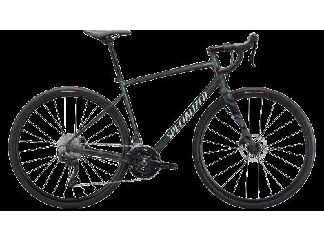 Vélo gravel Specialized Diverge E5 Elite Gris vert - 2021