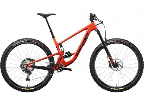 VTT Santa Cruz Hightower Carbon XT Orange 2021