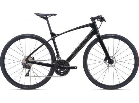 Vélo de route Giant Fastroad advanced 1 Noir - 2021