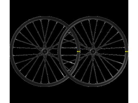 Paire de roues Mavic Ksyrium S Disc CenterLock - 2021