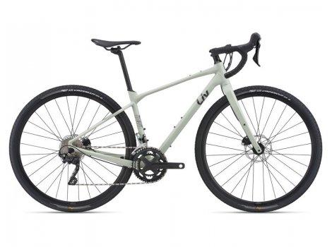 Vélo Gravel Femme Liv Devote 1 - 2021