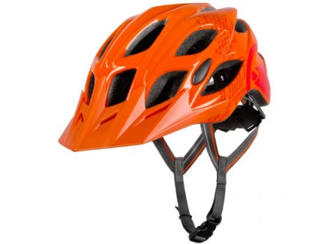 Casque VTT loisir Endura HUMMVEE orange
