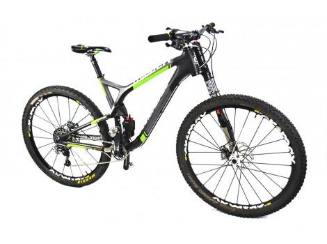 Vélo VTT Tout Suspendu Cannondale Trigger 29 Carbon L - Occasion Bon Plan