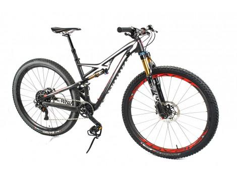 Vélo VTT Tout Suspendu Specialized Camber Sworks 29 M - Occasion Premium