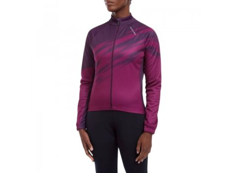 Maillot manches longues Femme ALTURA Airstream Violet/Rose 2021