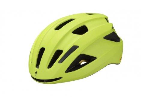 Casque vélo de route SPECIALIZED Align II Jaune Fluo/Noir Reflective