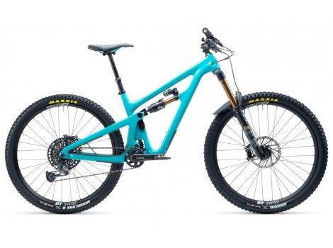 VTT Yeti SB150 T2 Turquoise - 2022