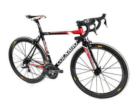 Vélo Route Colnago C59 DI2 + Cosmic Carbone M 54cm - Occasion Premium