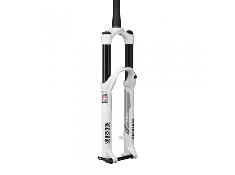 "Fourche VTT Rock Shox Pike RCT3 Dual Position Air 29"" Blanche"