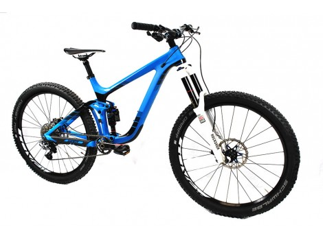 Vélo VTT Tout Suspendu Giant Reign Advanced 0 - Occasion