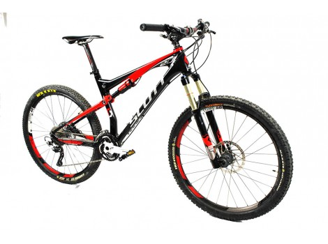 Vélo VTT Tout Suspendu Scott Spark 20 M - Occasion Premium
