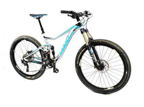 """Vélo VTT Tout Suspendu Giant Trance 1 27.5"""" M - Occasion Premium"""