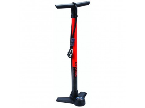 Pompe vélo BBB AirStorm - BFP-22 Rouge
