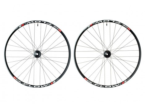 "Paire de Roues Vélo VTT Stan's Notubes ZTR Flow EX Neo 27.5"" - Axe Av 15x100 - Axe Ar 12x148"