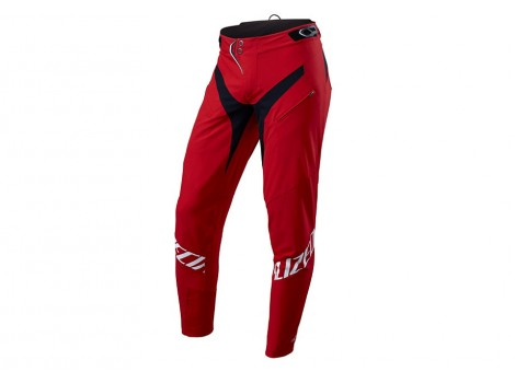 Pantalon vélo Specialized Demo Pro rouge
