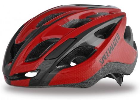 Casque vélo Specialized Chamonix Rouge et noir Red/Black