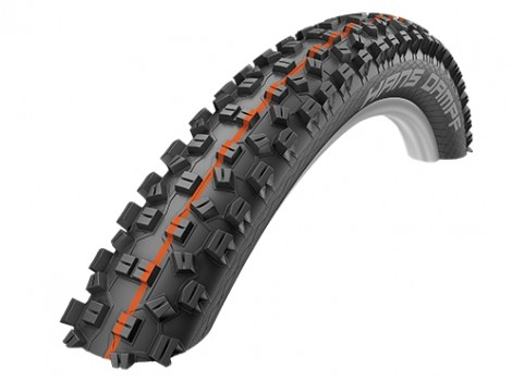 Pneu VTT Schwalbe Hans Dampf Super Gravity E-25 Addix Soft Tubeless Easy 27.5 x 2.35
