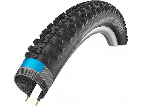 Pneu VTT Schwalbe Smart Sam Double Defense 27.5 x 2.25