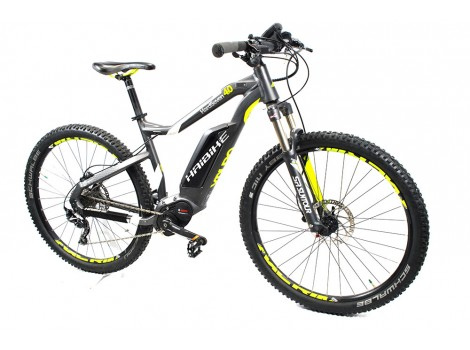 Vélo VTT Electrique Haibike HardSeven 4.0 400Wh M - Occasion Premium