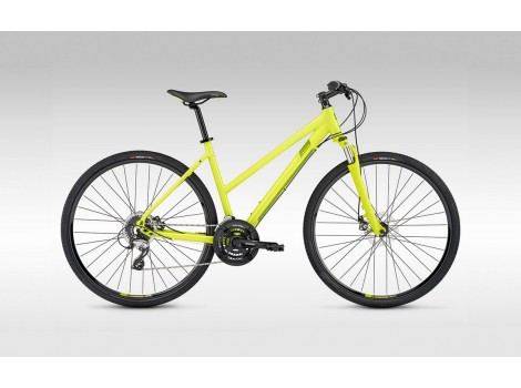 Vélo VTC Lapierre Cross 200 W Disc - 2017