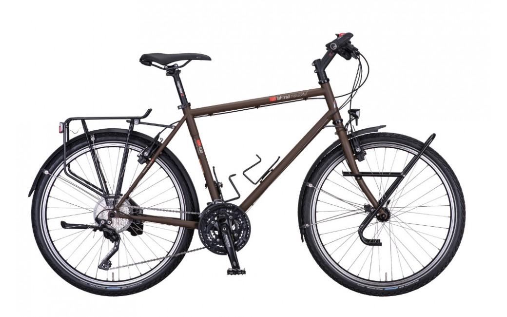 Vélo voyage VSF Fahrradmanufaktur TX-400 Shimano Deore XT - 2019