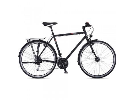 Vélo trekking VSF Fahrradmanufaktur T100 Shimano Alivio 27 G Hs 11 - 2019
