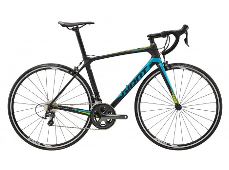Vélo route Giant TCR Advanced 3 carbone - 2018