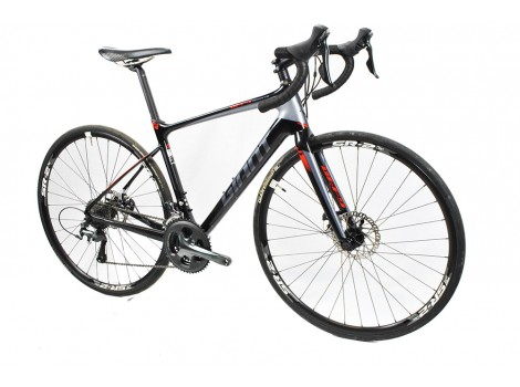 Vélo Route Giant Defy 3 Advanced S - Occasion Premium