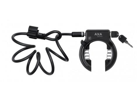 Antivol de cadre Axa Solid XL +  PI150 - 59511095SC