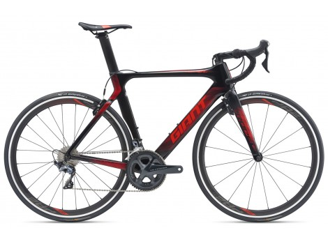 Vélo route Giant Propel Advanced 1 - 2019