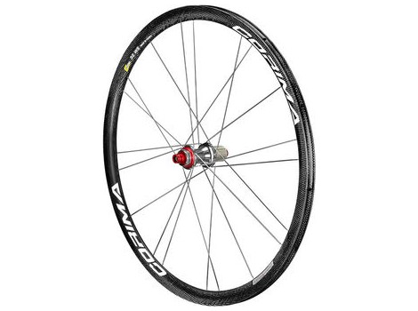 paire de roues vélo de route corima WS 32 disc à pneus