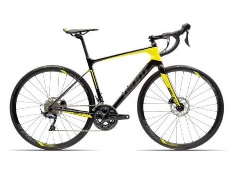 Vélo route Giant Defy Advanced 1 HRD - 2018