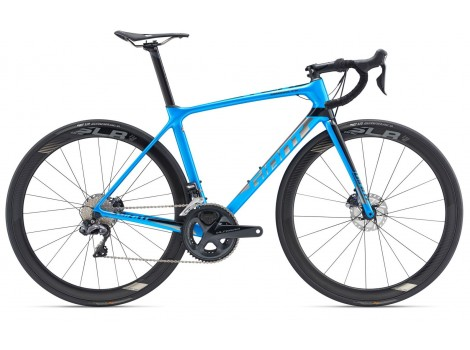 Vélo route Giant TCR Advanced Pro 0 Disc - 2019