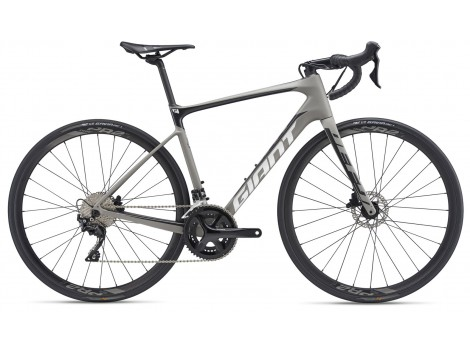 Vélo route Giant Defy Advanced 2 - 2019