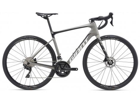 Vélo route Giant Defy Advanced 2 - 2019