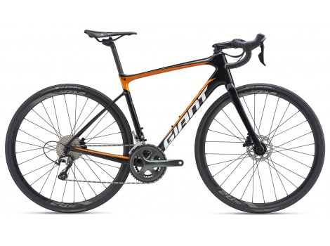 Vélo route Giant Defy Advanced 3 - 2019