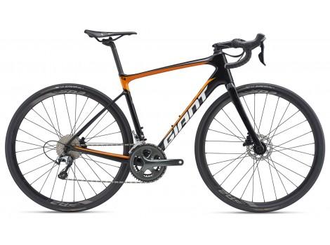 Vélo route Giant Defy Advanced 3 - 2019