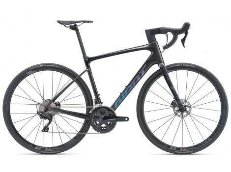 Vélo route Giant Defy Advanced Pro 2 - 2019