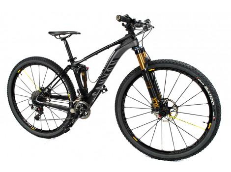 Vélo VTT Canyon Lux CF 9.9 SL - S - Occasion Premium