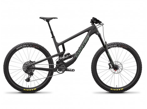 VTT Santa Cruz Nomad Carbon R Black