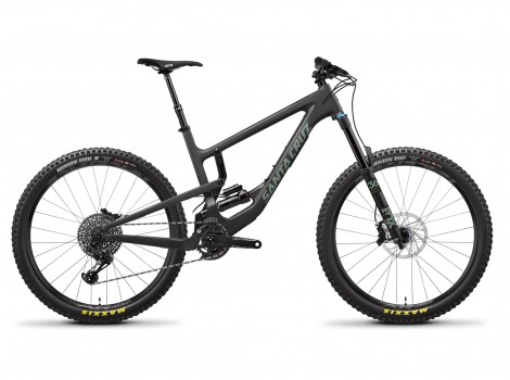 VTT Santa Cruz Nomad Carbon S Black
