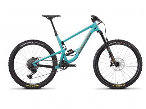 VTT Santa Cruz Bronson Carbon S Bleu