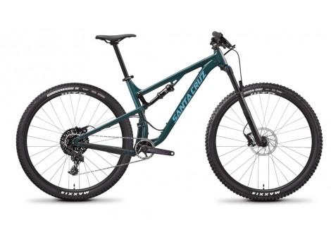 VTT Santa Cruz Tallboy Carbon XO1 Bleu-Vert