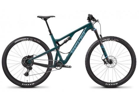 VTT Santa Cruz Tallboy Carbon R Bleu-Vert